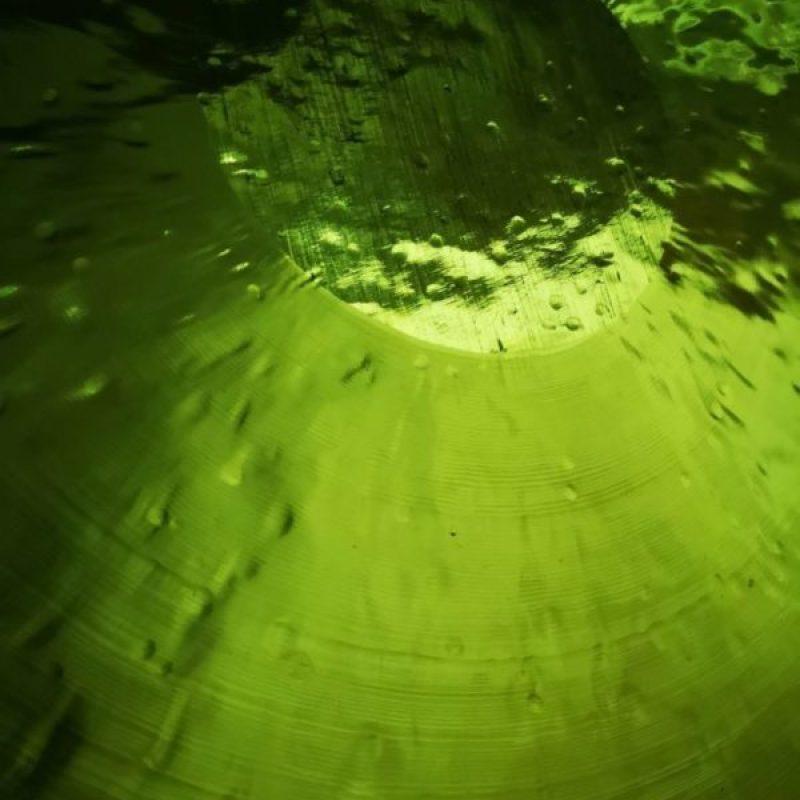 photo Fen Gong avec jeu de lumière